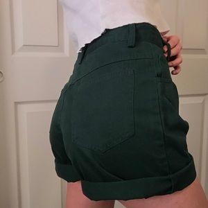 VINTAGE / schoolboy shorts